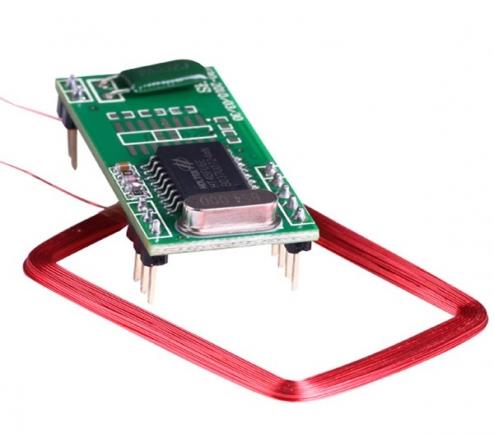 RDM630 125Khz RFID module